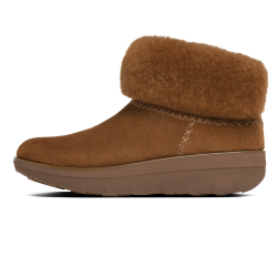 SUPERCUSH MUKLOAFF SHORTY CHESTNUT B96047 AW16 SIDE sRGB